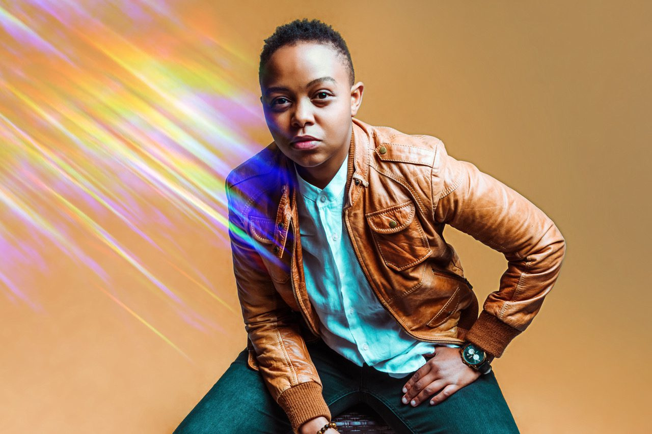 Chris Makena is an actor, journalist, and activist in Kenya, challenging norms and creating supports for the LGBTQ+ community
