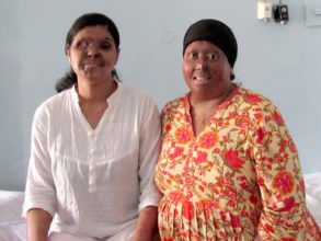 Pragya, who survived an acid attack in New Delhi, started a foundation to support victims. | Pragya Singh